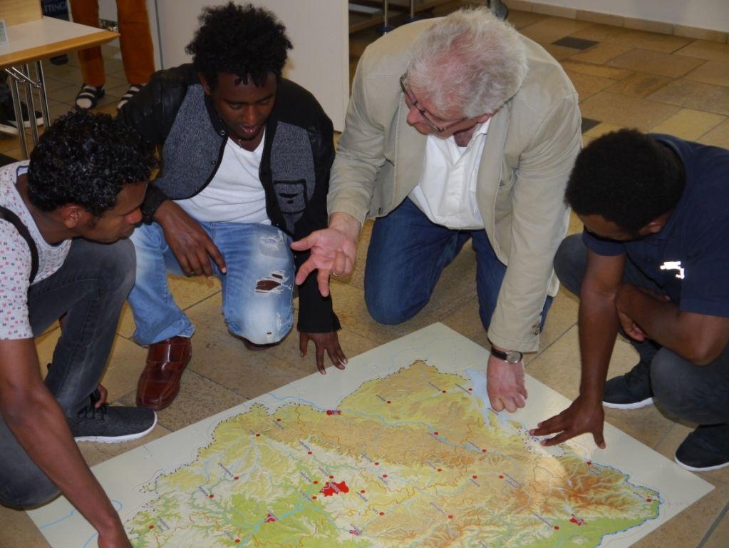 café international : evangelische kirchengemeinde ellwangen, Einladung